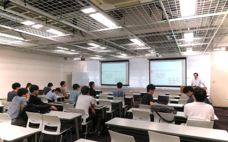 東京大学 工学部授業